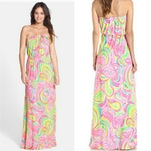 Lilly Pulitzer Marlisa All Nighter Maxi Dress